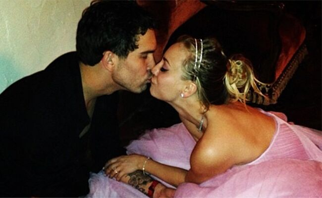 Kaley Cuoco Honeymoon Phase