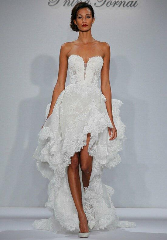 Pnina Tornai for Kleinfeld 4354 Wedding Dress photo