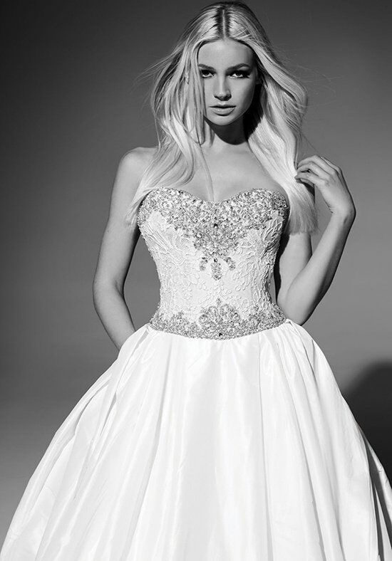 Victor Harper Couture VHC259 Wedding Dress photo