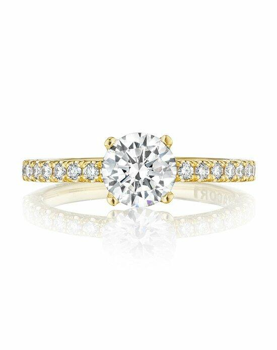 Tacori HT 2545 RD 6.5 Y Engagement Ring photo