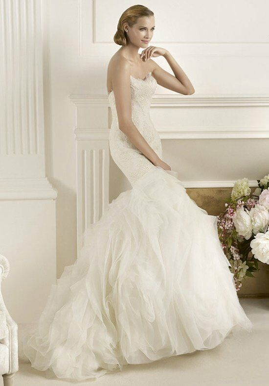 PRONOVIAS DUENDE Wedding Dress photo