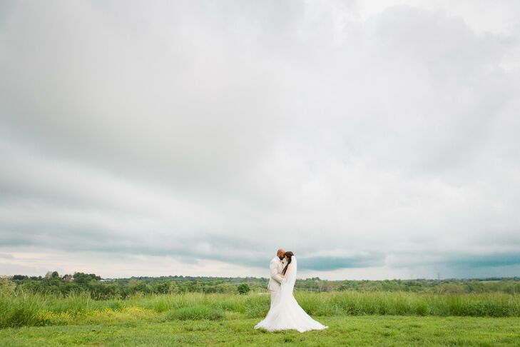Romantic Kentucky Farm Wedding