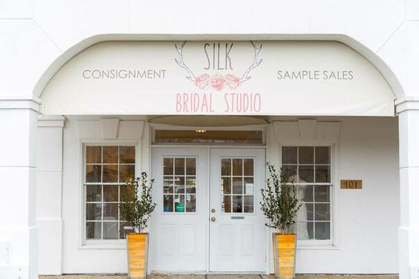 Bridal Gowns Lynchburg Va : Bridal salons in burgess va the knot