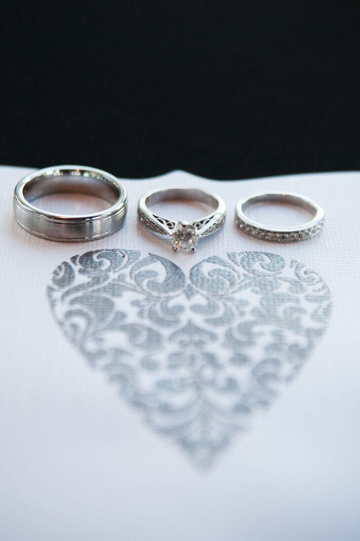 Simple Elegant Wedding Rings