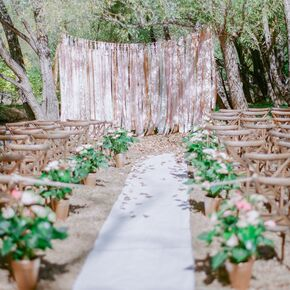 Wedding aisle decorations junglespirit Image collections