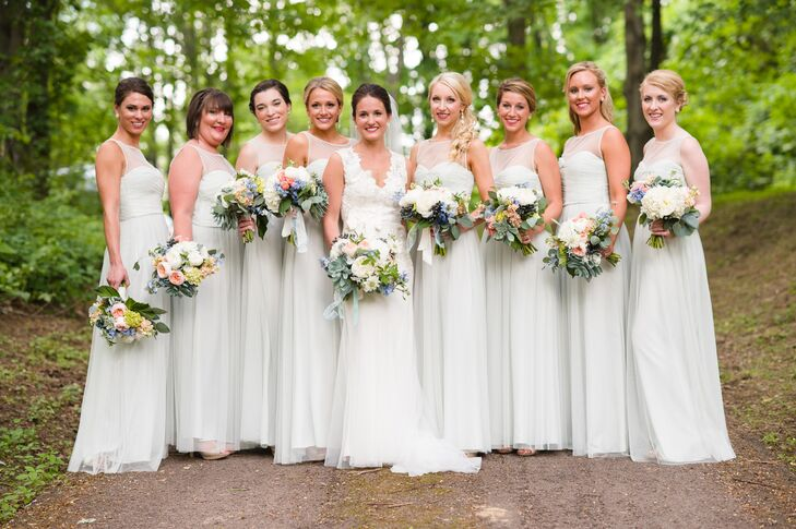 Simple Wedding Dresses Under 500: A Natural, Spring Wedding At Historic Summit Inn In