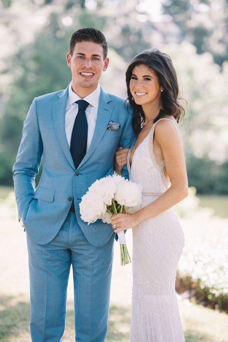 Modern, Elegant Wedding in South Carolina