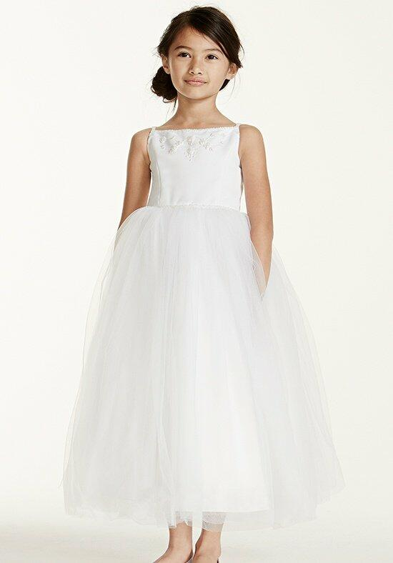 David's Bridal Juniors F5407 Flower Girl Dress photo