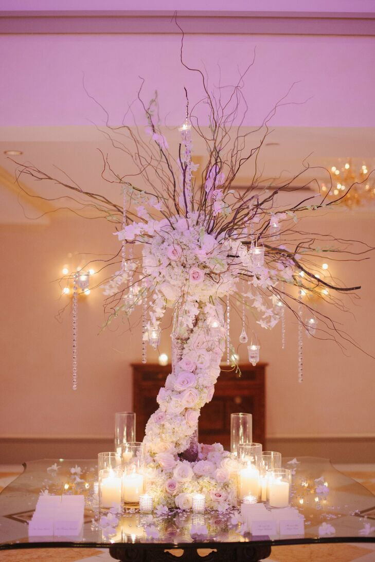 Over-the-Top Centerpiece