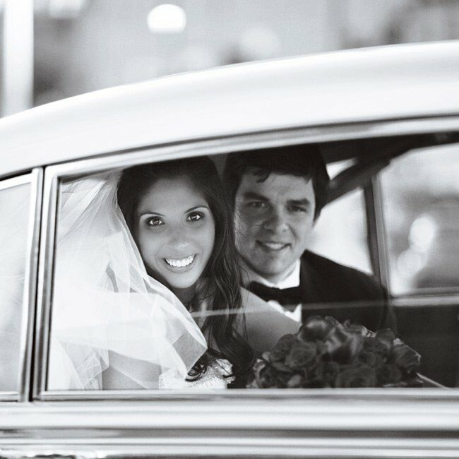 A Traditional Wedding In Detroit Mi: Danielle & Augustus: A Traditional Wedding In Detroit, MI