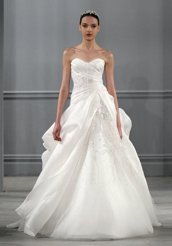 Monique Lhuillier Charade Wedding Dress photo