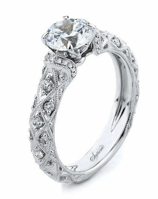 Supreme Jewelry SJ1535 Engagement Ring photo