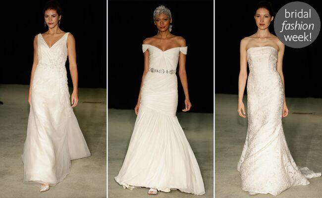 Anne Barge Spring 2014 Wedding Dresses