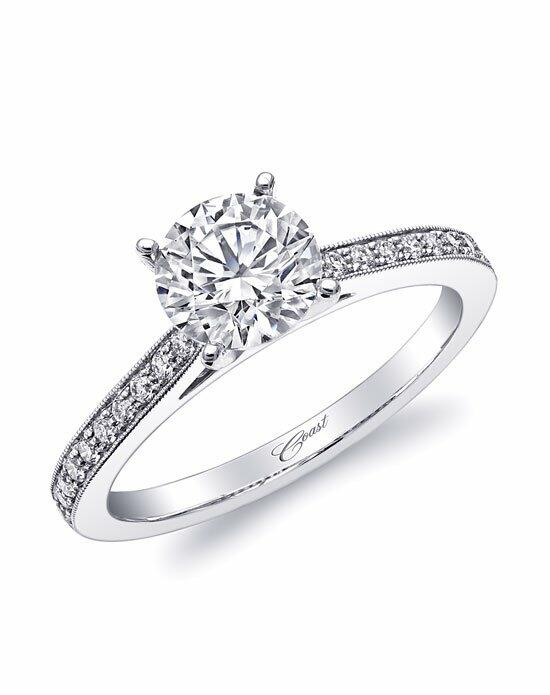 Coast Diamond Romance Collection - LC5363 Engagement Ring photo