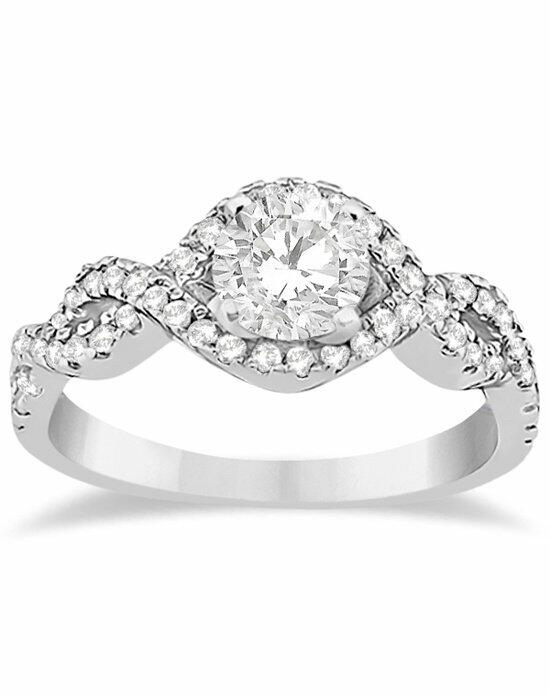 Allurez - Customized Rings U1913 Engagement Ring photo