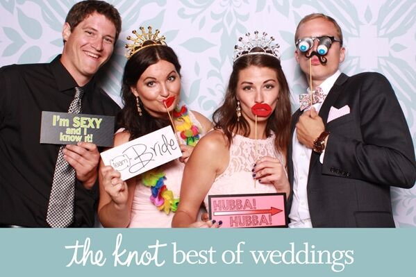wedding photo booth decoration studio veil photo booth park mn 9858