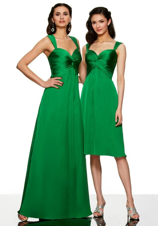 MOONLIGHT BRIDESMAIDS MT9283 Bridesmaid Dress photo