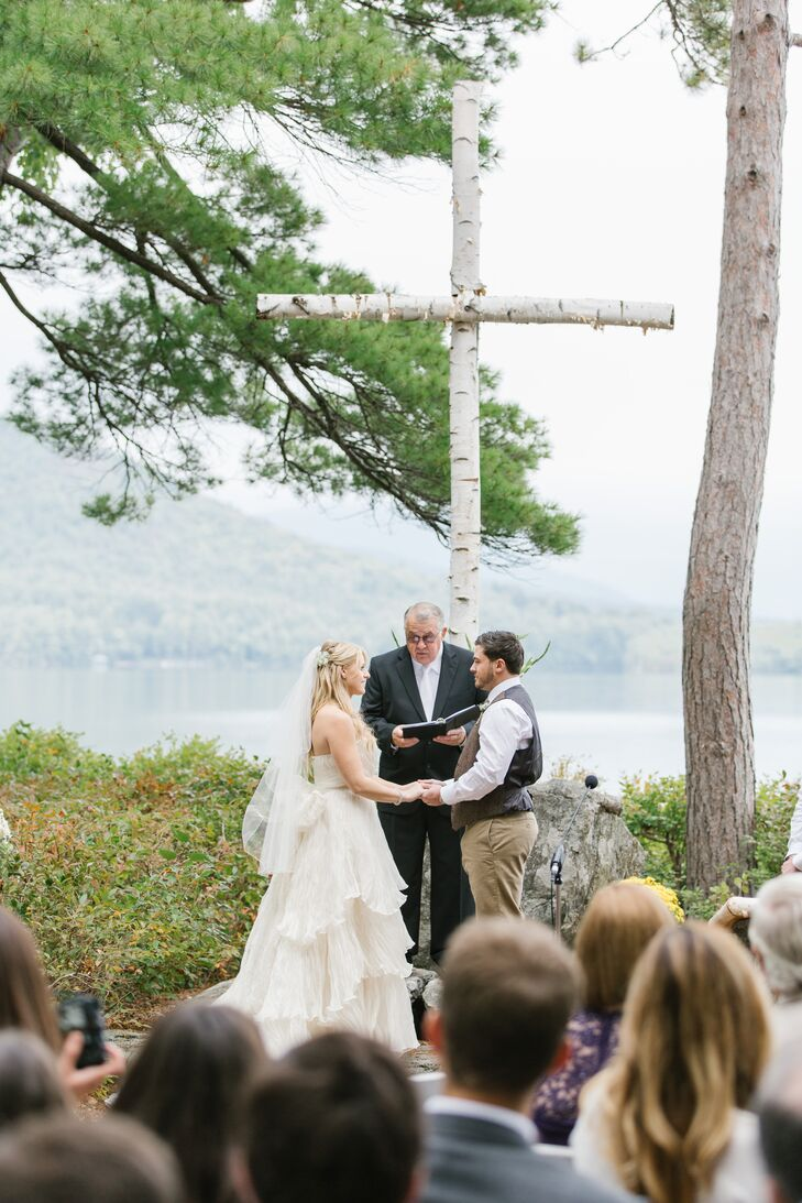 Church Island Wedding Ceremony Vows
