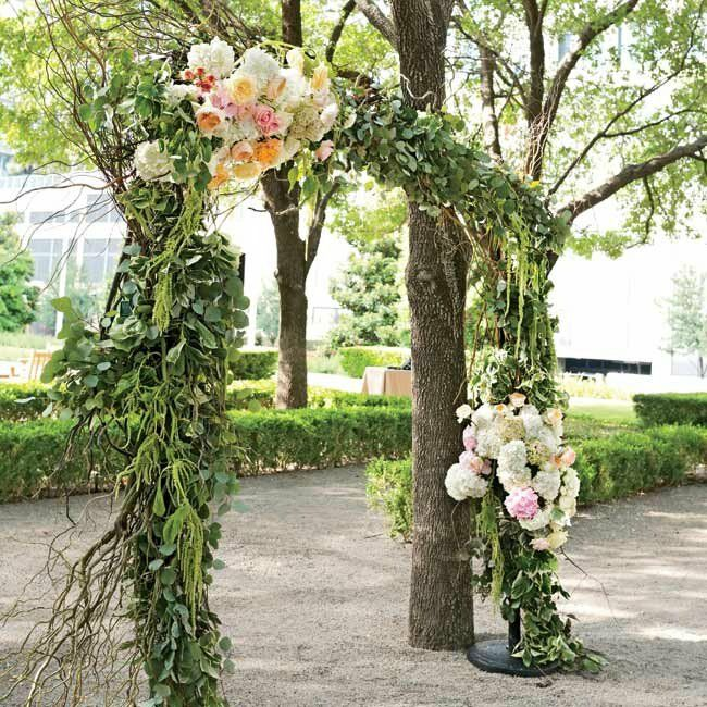 A colorful wedding at marie gabrielle restaurant and - Marie gabrielle restaurant and gardens ...