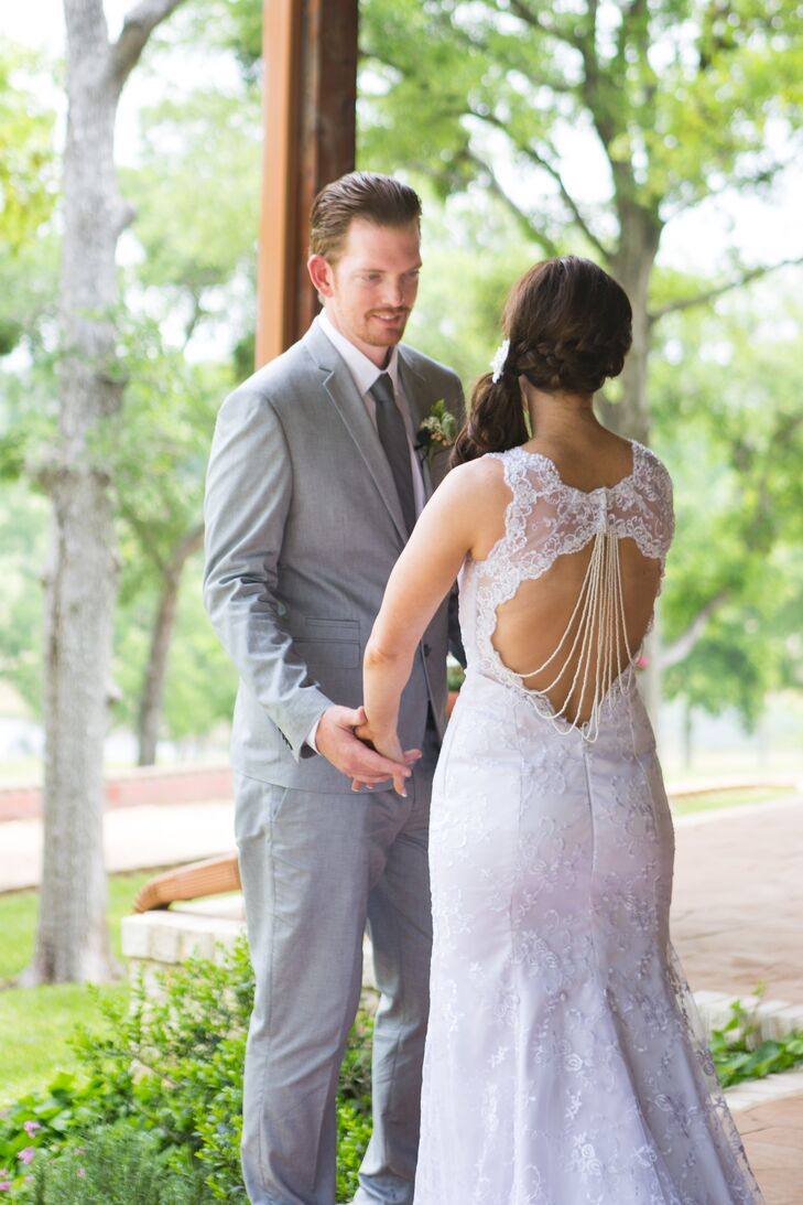 Wedding dresses for rent in waco : A southwestern diy wedding at private residence in waco