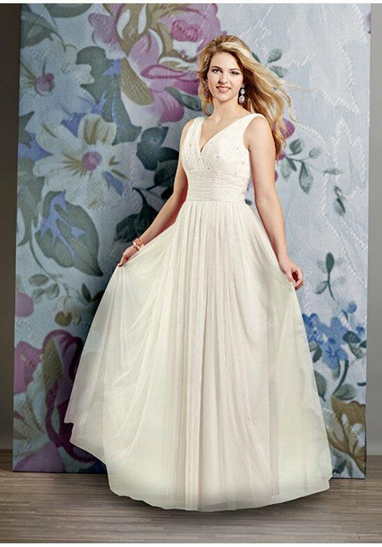 1 Wedding by Mary's Bridal 2593 Wedding Dress photo