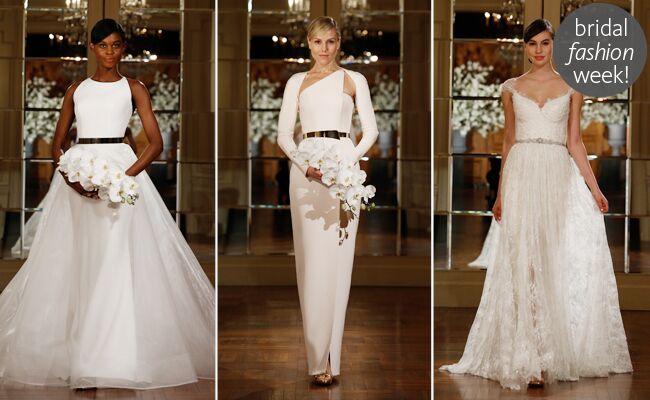 Romona Keveza Spring 2015 Wedding Dresses