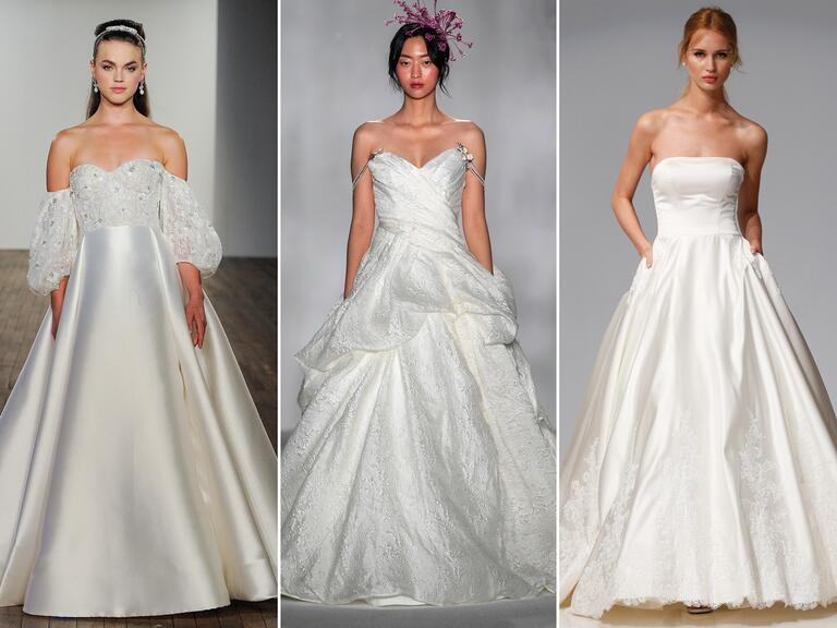 The Wedding Dress Trends 2020 2021 Brides Need To See,Wedding Dresses For Tall Curvy Brides