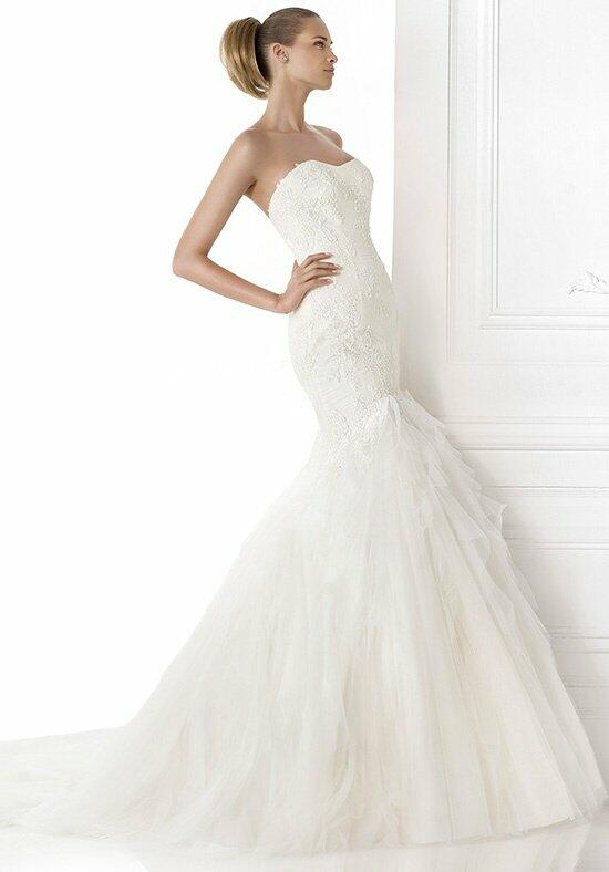 PRONOVIAS Maitza Wedding Dress photo