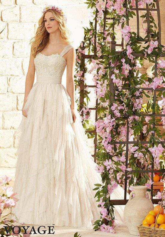Voyage by Madeline Gardner 6808 Wedding Dress photo