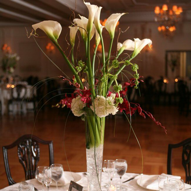 Floating Lily Centerpiece Ideas: The Centerpieces