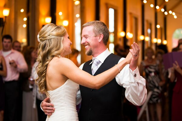 Erica and Jace First Dance in Colorado