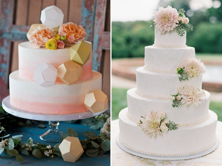 types wedding cakes what type of wedding cake should you at your wedding 21393