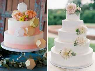 Which type of wedding cake are you?