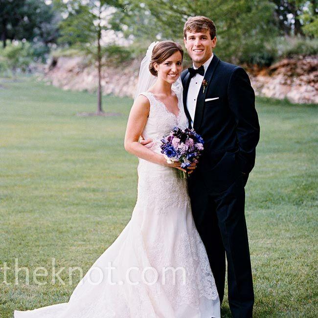 An Outdoor Wedding In San Antonio, TX