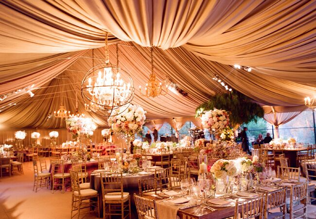 event transforming and draping is drapes trade of venue receptions best lighting for wedding pipe planning drape decoration the an convention launch when product decor completely show way