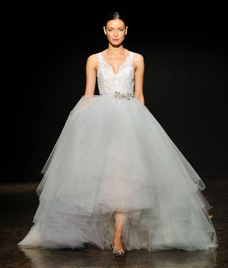 Valentino Wedding Dresses 96 Ideal High low Lazaro wedding
