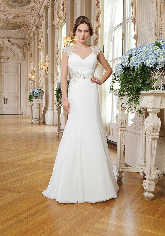 Lillian West 6340 Wedding Dress photo