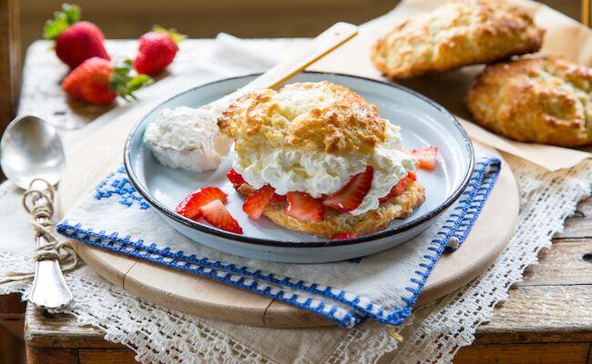 Strawberry Shortcake Recipe