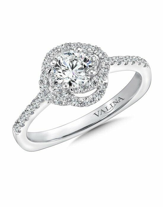 Valina RQ9655W Engagement Ring photo