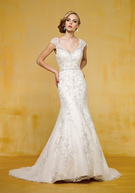 Jasmine Couture T162015 Wedding Dress photo