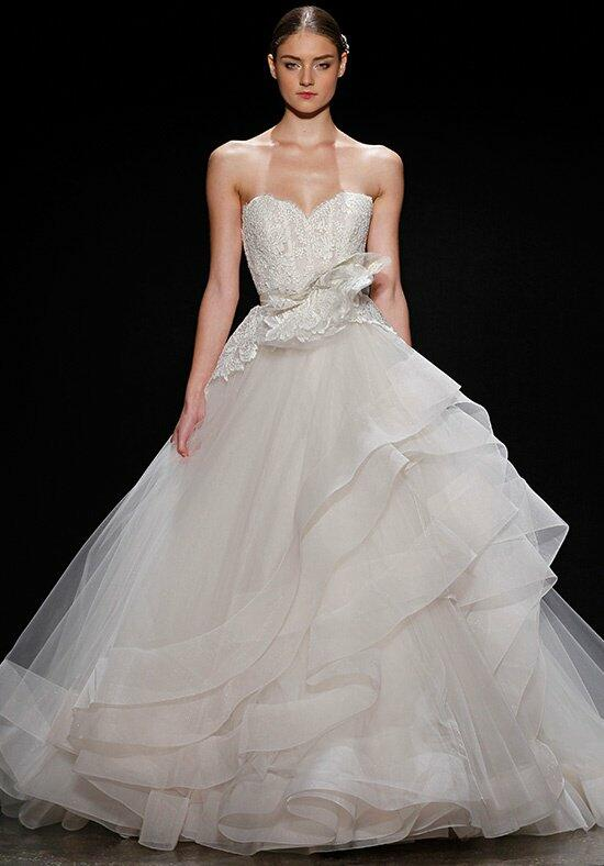 Lazaro 3413 Wedding Dress photo
