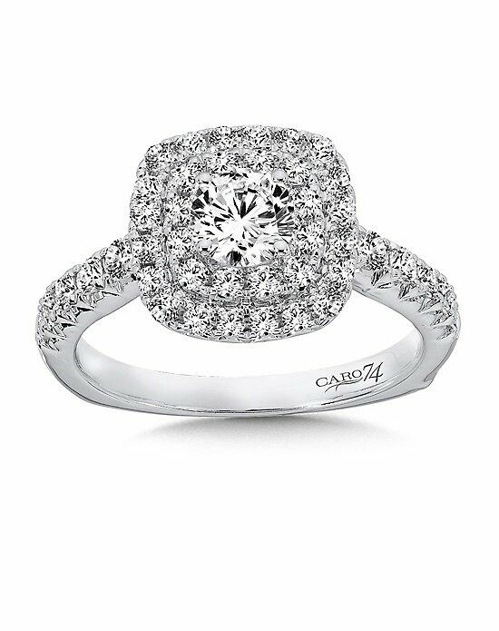 Caro 74 CR410W Engagement Ring photo