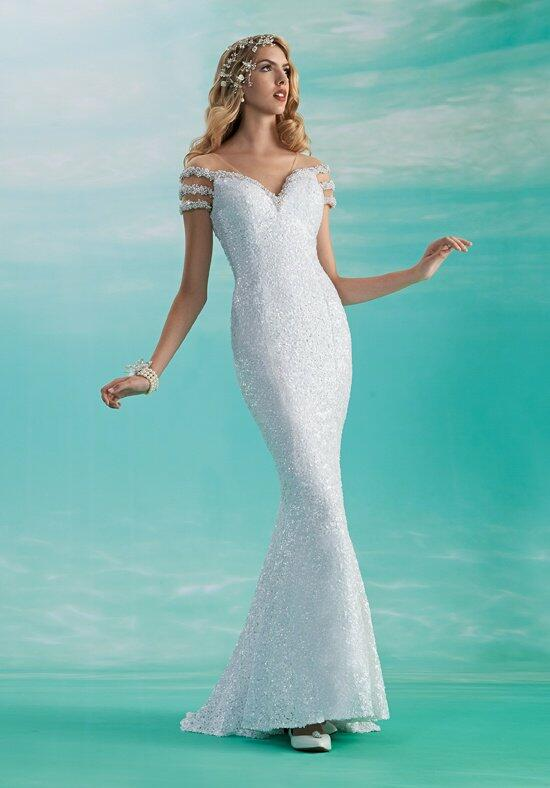 1 Wedding by Mary's Bridal 3Y373 Wedding Dress photo