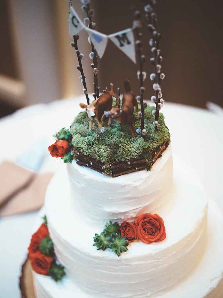 top of wedding cake ideas 17 ideas for a unique wedding cake topper 21052