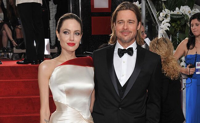 See Pics Of The French Chateau Where Angelina Jolie And