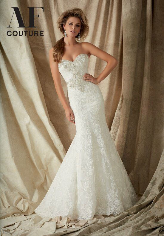 AF Couture: A Division of Mori Lee by Madeline Gardner 1325 Wedding Dress photo