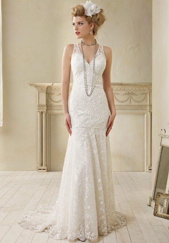 Modern Vintage by Alfred Angelo 8507 Wedding Dress photo