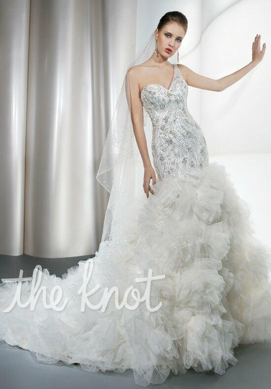 Demetrios 542 Wedding Dress photo