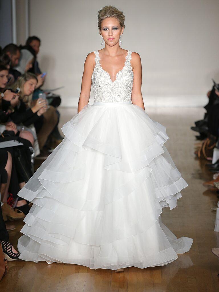 Allure Bridals Fall Bridal Fashion Week Photos