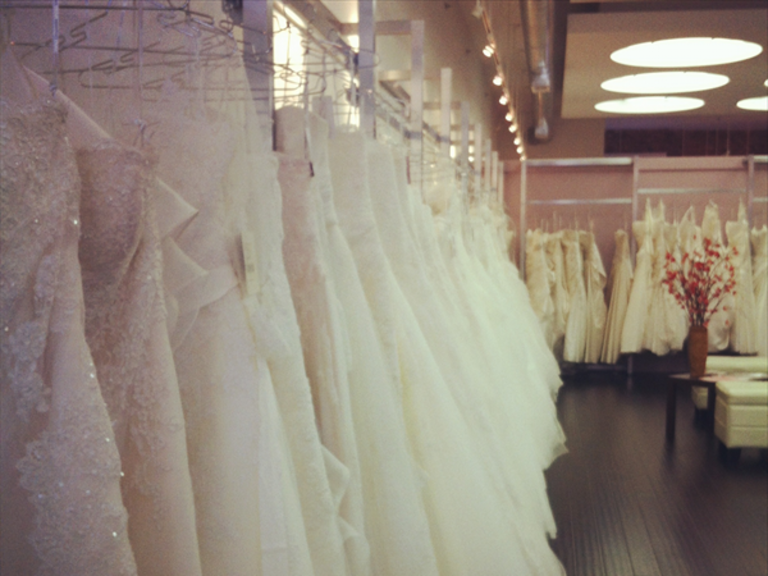 Wedding Dresses in San Francisco